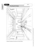 Kunst_neu, Sekundarstufe I, Flächiges Gestalten, Darstellung von Räumlichkeit, Perspektiven, Fluchtpunktperspektive, flächiges gestalten (s1), darstellung von räumlichkeit (s1)