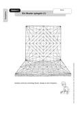 Kunst_neu, Sekundarstufe I, Flächiges Gestalten, Darstellung von Räumlichkeit, Perspektiven, Zentralperspektive, flächiges gestalten (s1), darstellung von räumlichkeit (s1)
