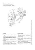 """Kunst, Material, Grundlegende Erfahrungsbereiche der Jugendlichen, Künstlerinnen und Künstler, Farben und Stifte, Ich, Körper und Gefühle, Künstler zu """"Ich, Körper, Gefühle"""", Paul Klee, linien"""