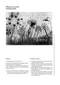 Kunst, Material, künstlerische Strategien, Farben und Stifte, inszenieren