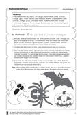 Kunst, Material, Papiere und Pappen, Halloween