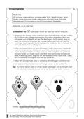Kunst, Material, Textile Materialien und Folien, Halloween