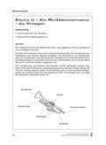 Musik_neu, Primarstufe, Musiktheorie und -geschichte, Instrumentenkunde, Blechblasinstrumente