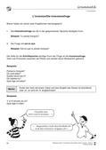 Französisch, Grammatik, Didaktik, Satzlehre, Übungsformen, Inversionsfrage, Wortschatzarbeit