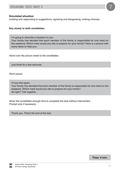 Englisch, Themen, Kompetenzen, Alltag, Kommunikative Fertigkeiten, Methodische Kompetenzen, cooking, Restaurant, Schreiben / writing, Sprechen / speaking, Interaktion, Textproduktion, making an argument, speaking test, visuals