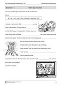 Englisch, Grammatik, Grammar, Konjunktionen / conjunctions, conjunctions