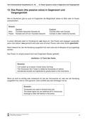 Englisch, Grammatik, Grammar, Passiv / passive voice, Passive Voice