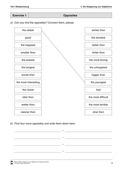 Englisch, Grammatik, Grammar, Adjektive / adjectives, Adjectives
