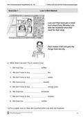 Englisch, Grammatik, Grammar, Nomen / nouns, some / any, Nouns