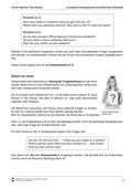 Englisch, Grammatik, Kompetenzen, Grammar, Kommunikative Fertigkeiten, Fragen / questions, tenses, fragestellung