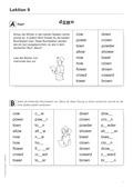 Englisch, Kompetenzen, Kommunikative Fertigkeiten, Methodische Kompetenzen, Verfügbarkeit sprachliche Mittel, Schreiben / writing, Textproduktion, consonant, Writing, Lrs, diphtong, vocabulary