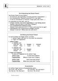 Englisch, Grammatik, Grammar, Zeiten / tenses, Fragen / questions, tense, simple present, Questions, Simple Present