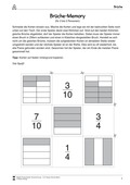 Mathematik, Zahlen & Operationen, Bruchrechnung, Arithmetik, lernspiel