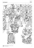 Mathematik, Größen & Messen, Grundrechenarten, Geld, Addition, Subtraktion, geldwerte