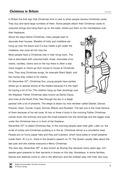 Englisch, Kompetenzen, Kommunikative Fertigkeiten, Lesen / reading, weihnachten, christmas, vocabulary, vokabeln