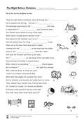 lückentext, vokabeln, vocabulary, christmas, weihnachten