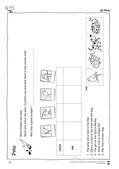 Englisch, Themen, Alltag, Haustiere, Pets, vocabulary, reading comprehension