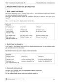Englisch, Grammatik, Hilfsverben / auxiliary verbs, Grammar, modal, need, Grammatik