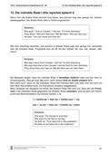 Englisch, Grammatik, Indirekte Rede / reported speech, Grammar, Reported Speech, tenses, Indirekte Rede, Grammatik