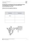 Mathematik, Größen & Messen, Prozentrechnung, Prozentwert, Diagramme