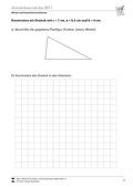 Mathematik, Geometrie, Konstruktion, dreiecke