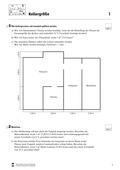 Mathematik, Geometrie, Raum & Form, Größen & Messen, Raum und Form, Messen, fläche, alltag