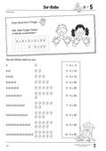 Mathematik, Grundrechenarten, Zahlen & Operationen, Multiplikation, Einmaleins, einmaleins Reihen, 1 mal 1