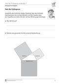 Mathematik, Geometrie, Satz des Pythagoras, pythagoras
