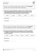 Mathematik, Daten, Zufall & Wahrscheinlichkeit, Datenauswertung, Mittelwert, daten und zufall, wahrscheinlichkeit, zentralwert