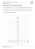 Mathematik, Funktion, Zahlen & Operationen, Raum & Form, quadratische Funktionen, quadratische Gleichung, Algebra, Graphen, Parabeln