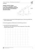 Mathematik, Geometrie, Strahlensätze