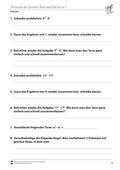 Mathematik, Zahlen & Operationen, Potenzen, Potenzgesetze, rechenregeln
