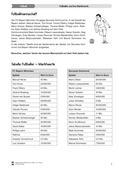 Mathematik, Daten, Zufall & Wahrscheinlichkeit, Datenauswertung, Diagramm, vergleichen, ordnen