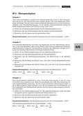 Chemie, Physikalische Chemie, Allgemeine Chemie, Analytische Chemie, Elektrochemie, Rechnen in der Chemie