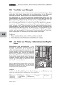 Chemie, Anorganische Chemie, Analytische Chemie, Metalle, Trennverfahren, Stoffgemisch