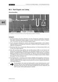 Chemie, Allgemeine Chemie, Analytische Chemie, Rechnen in der Chemie, Chemische Arbeitsverfahren