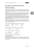 Chemie, Analytische Chemie, Allgemeine Chemie, Titration, Säuren und Basen, Neutralisation, aminosäure, alltagsbezug