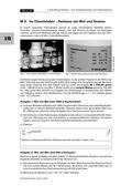 Chemie, Allgemeine Chemie, Rechnen in der Chemie, Molare Masse