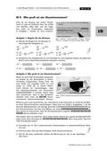 Chemie, Allgemeine Chemie, Rechnen in der Chemie, aluminium