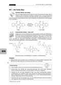 Chemie, Allgemeine Chemie, Farben, Säuren und Basen, Chemische Reaktion, Farbstoffe, Säuren, Redoxreaktionen, redoxchemie, alltagsbezug