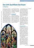 Religion-Ethik, Religion, Religion und Religiosität, religiöse Feste und Bräuche, Pfingsten, Pfingstfenster, heiliger geist, Licht