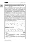 Chemie, Organische Chemie, Allgemeine Chemie, Kohlenhydrate, Funktionelle Gruppen, Strukturformeln zeichen, Saccharide, Strukturformeln, Vergleich