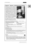 Chemie, Organische Chemie, Chemiedidaktik, Fette und Öle, Experiment, Fette, chitosan, verwendung, wechselwirkungen