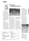 Sport, Ballsport, Basketball, wettkampf, korbwurf