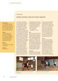 Sport, Ballsport, Basketball, Abwehr, Methodik