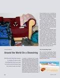 Englisch, Themen, Gesellschaft, Alltag, Kultur, Reisen / Urlaub, Culture, Travel, volunteer work, Couchsurfing