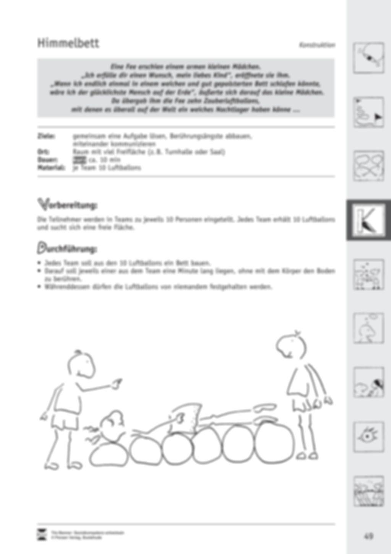 Soft Skills: Spiele zur Förderung des Zusammenhaltes innerhalb der Gruppe Preview 11