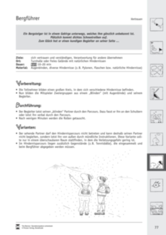 Soft Skills: Spiele zur Förderung des Vertrauens innerhalb der Gruppe Preview 11