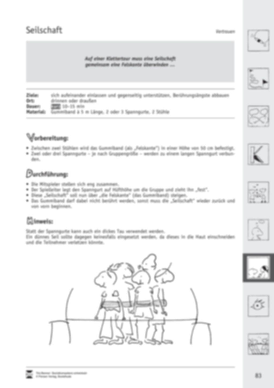 Soft Skills: Spiele zur Förderung des Vertrauens innerhalb der Gruppe Preview 17