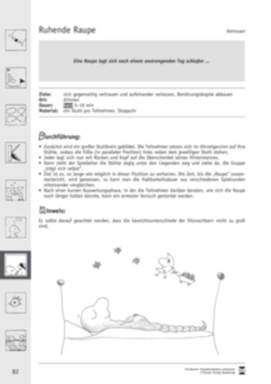 Soft Skills: Spiele zur Förderung des Vertrauens innerhalb der Gruppe Preview 16